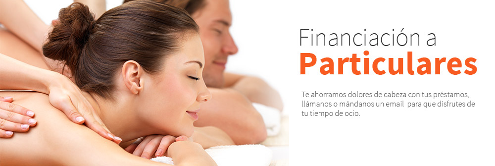 financiacion a particulares